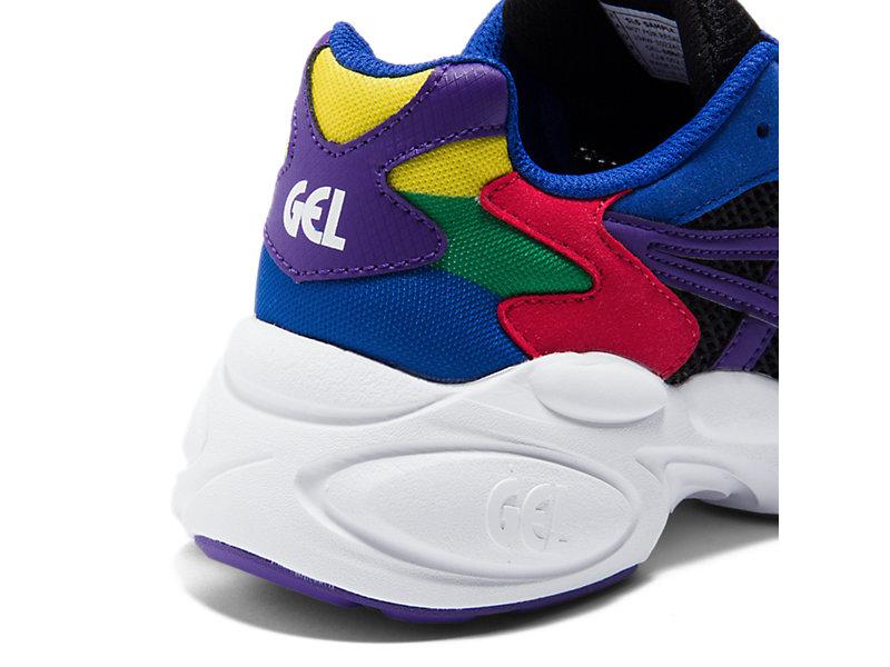 GEL-BND Black/Gentry Purple 29 Z