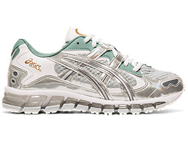 Right side view of GEL-KAYANO™ 5 360, PIEDMONT GREY/PIEDMONT GREY