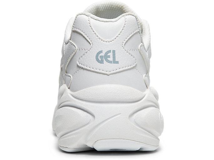 Back view of GEL-BND™, WHITE/WHITE