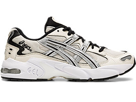 Right side view of GEL-KAYANO™ 5 OG, BIRCH/SILVER