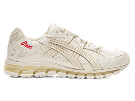 Right side view of GEL-KAYANO 5 360, BIRCH/BIRCH