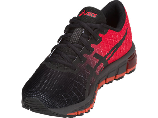 GEL-QUANTUM 180 4 GS CLASSIC RED/BLACK