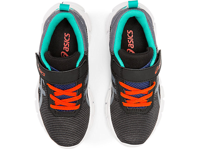 Top view of GEL-QUANTUM LYTE KIDS VELCRO