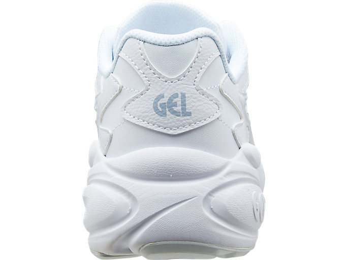 Back view of GEL-BND™ GS, WHITE/WHITE