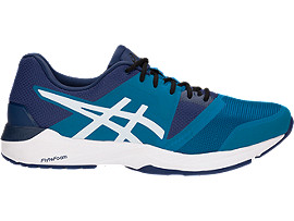 QUEST FF, RACE BLUE/WHITE
