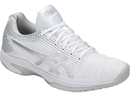 SOLUTION SPEED FF WHITE/SILVER