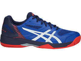 GEL-PADEL EXCLUSIVE 5 SG, ASICS BLUE/WHITE