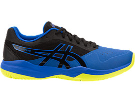 Right side view of GEL-GAME™ 7, BLACK/ILLUSION BLUE