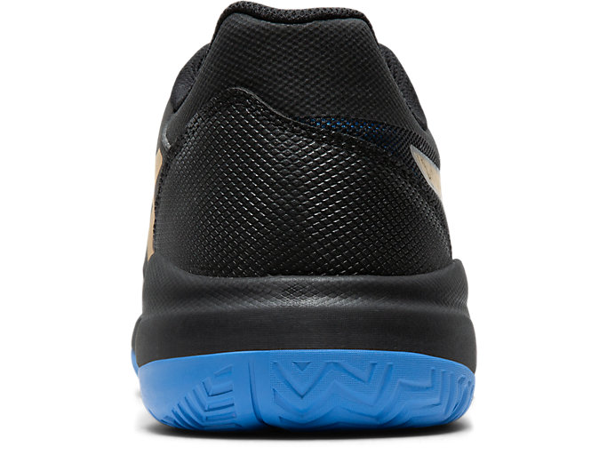 Back view of GEL-GAME™ 7, BLACK/CHAMPAGNE