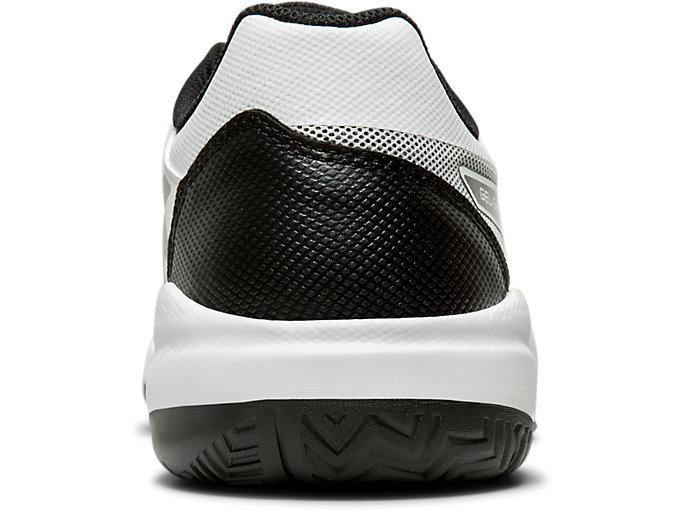 Back view of GEL-GAME 7, WHITE/BLACK