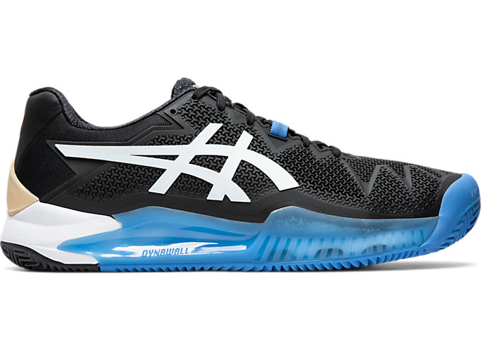 asics gel resolution chaussures tennis homme