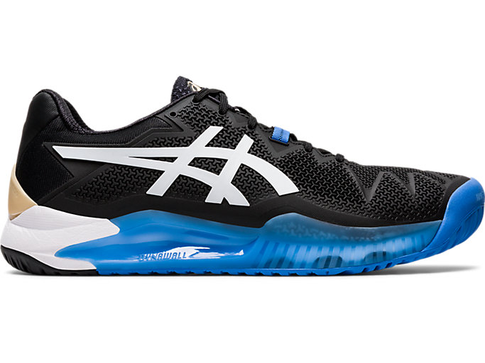 scarpe da tennis asics resolution uomo