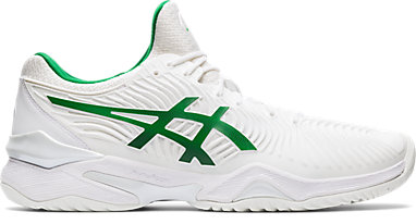 abccff0ef COURT FF NOVAK | MEN | White/Green | ASICS US