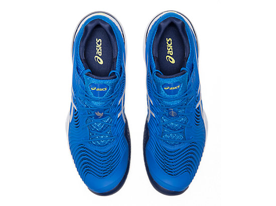 COURT FF NOVAK ELECTRIC BLUE/WHITE