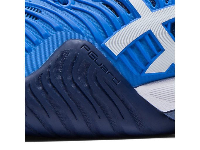Alternative image view of COURT FF™, ELECTRIC BLUE/WHITE