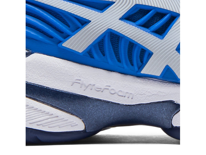 Alternative image view of COURT FF™ NOVAK, ELECTRIC BLUE/WHITE