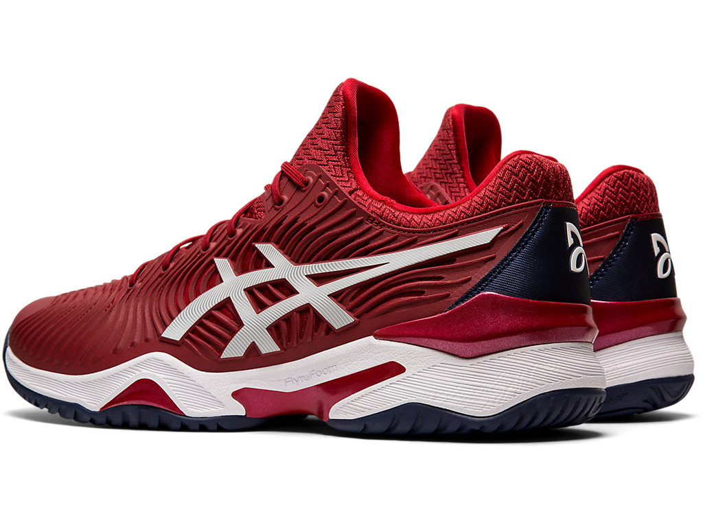 Buy Asics Men's Court Ff Novak Tennis Shoes 1041a089 with