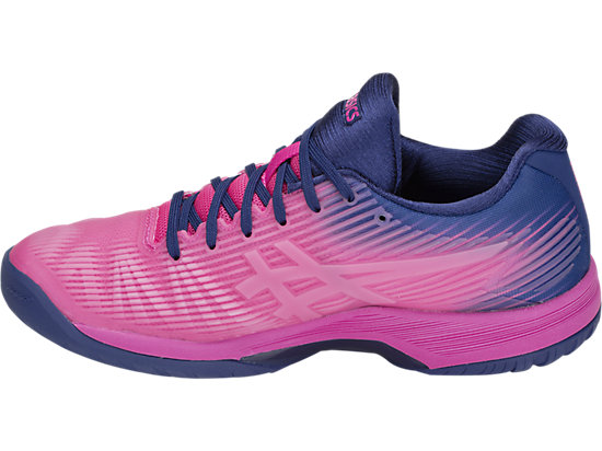 SOLUTION SPEED FF PINK GLO/WHITE