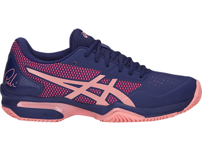 Women's GEL-LIMA™ PADEL | INDIGO BLUE/GRAPEFRUIT | Tennis ...
