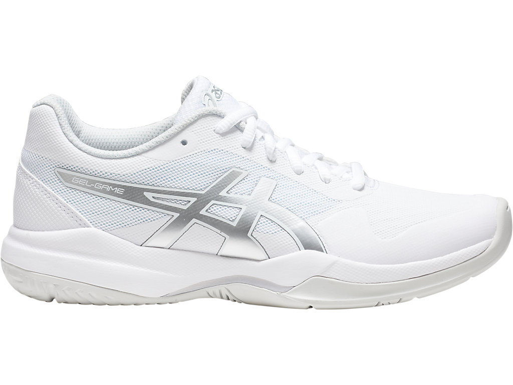 GEL GAME 7 | Women | WHITESILVER | DAMEN TENNISSCHUHE | ASICS