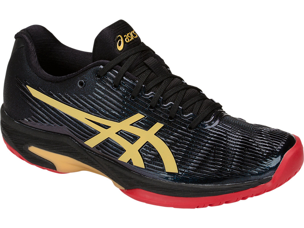 SOLUTION SPEED FF LE | BLACKRICH GOLD | Women's Tennis