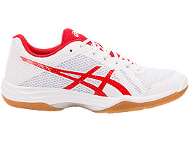 GEL-TACTIC, WHITE/CLASSIC RED