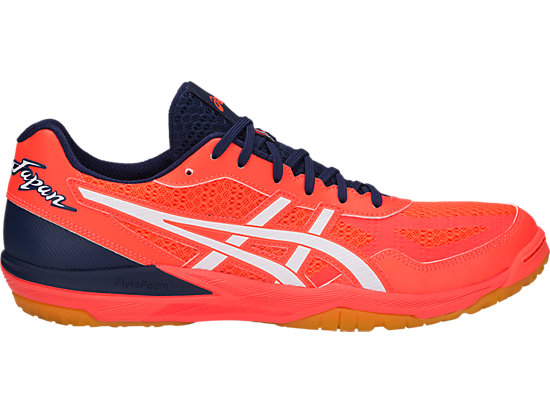 ROTE JAPAN LYTE FF, FLASH CORAL/WHITE