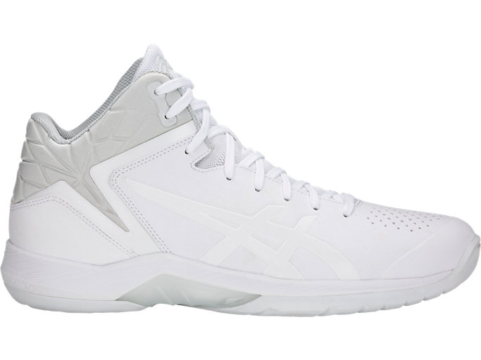 Right side view of GELTRIFORCE 3-narrow, WHITE/WHITE