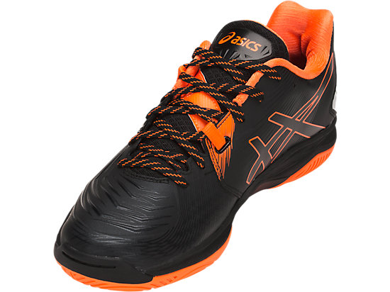 afde4c5c BLAST FF | MEN | BLACK/SHOCKING ORANGE | ASICS Russia