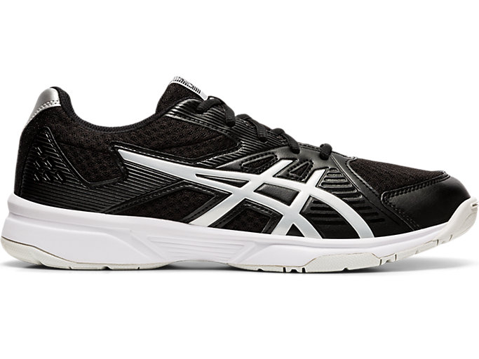 Sofocar Pico perrito  Men's UPCOURT™ 3 | BLACK/PURE SILVER | Volleyball | ASICS
