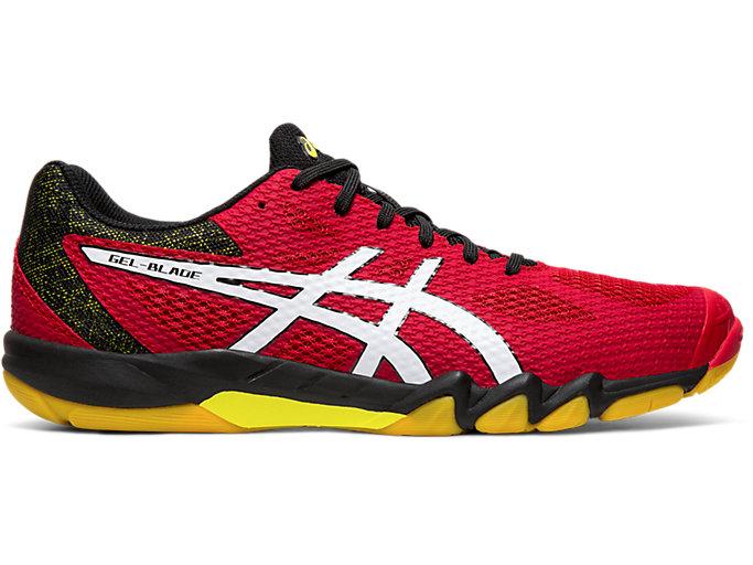 GEL-BLADE™ 7 | Men | SPEED RED/WHITE | Men's Handball Shoes | ASICS DE