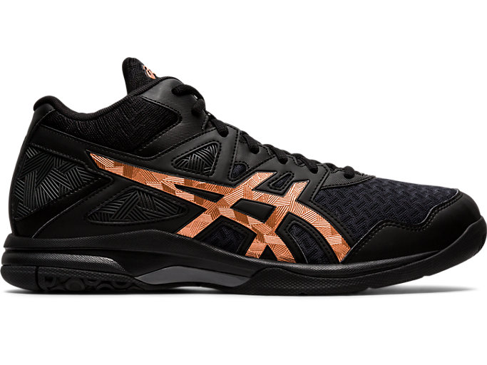 Men's GEL TASK™ MT 2 | BLACKPURE BRONZE | Volleyball | ASICS