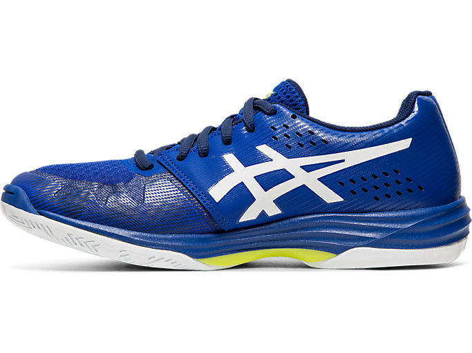 Left side view of GEL-TACTIC™ 2, ASICS BLUE/WHITE