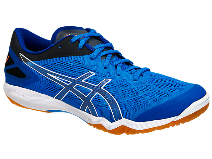 Alternative image view of ATTACK DOMINATE FF 2, ASICS BLUE/PURE SILVER