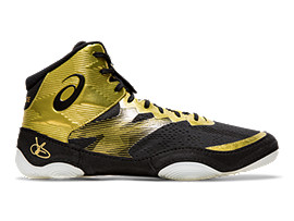 Right side view of JB ELITE™ IV, RICH GOLD/BLACK