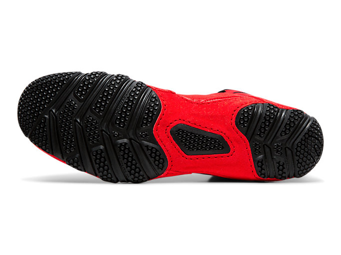 Bottom view of MATCONTROL, CLASSIC RED/BLACK