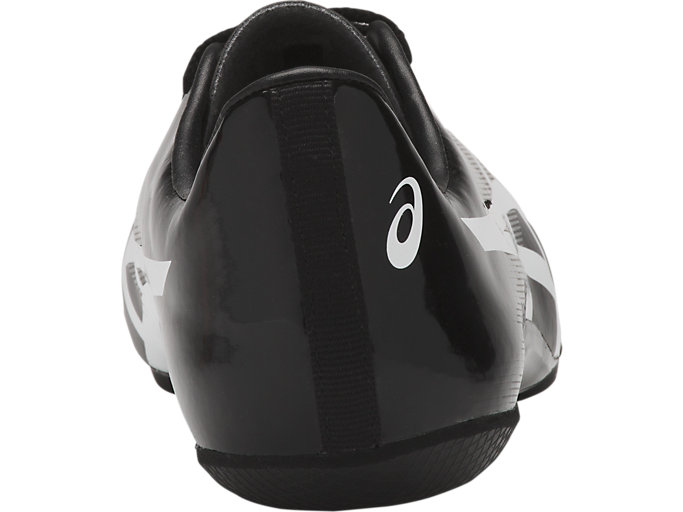 Back view of HYPERSPRINT™ 7, BLACK/WHITE