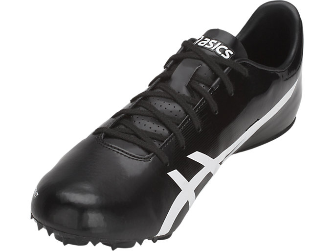 Front Left view of HYPERSPRINT™ 7, BLACK/WHITE