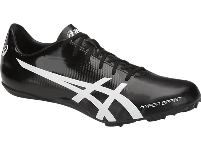 Front Right view of HYPERSPRINT™ 7, BLACK/WHITE