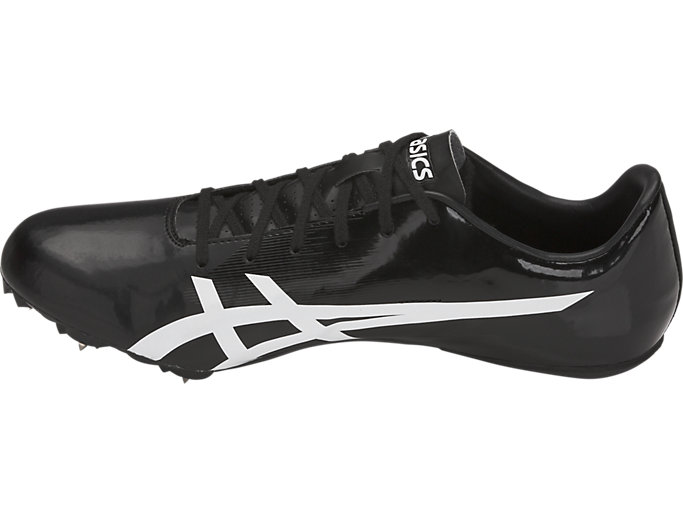 Left side view of HYPERSPRINT™ 7, BLACK/WHITE