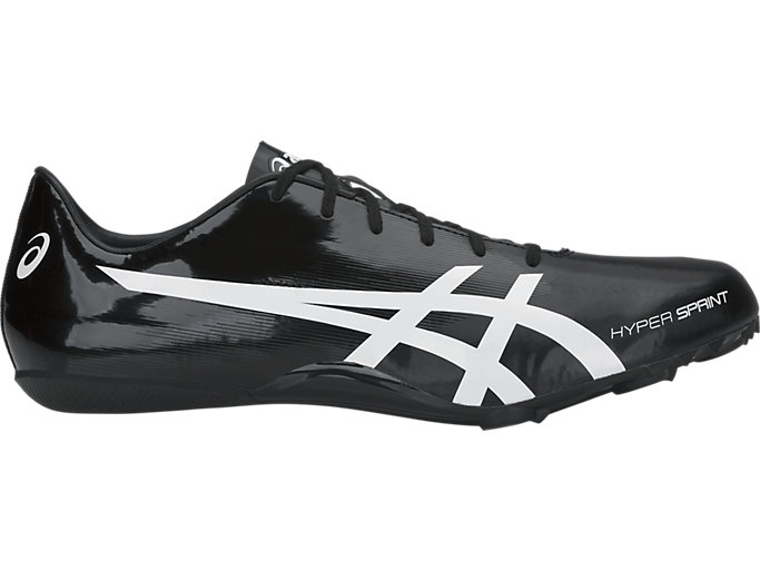 Right side view of HYPERSPRINT™ 7, BLACK/WHITE