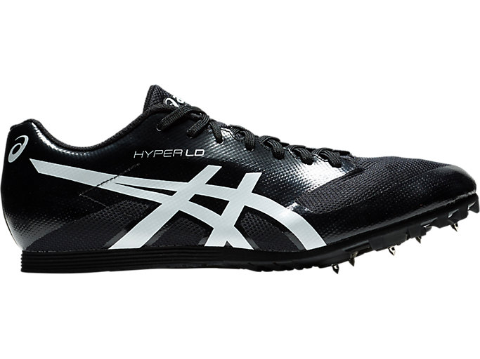 Men's HYPER LD 6 | BLACKWHITE | Buty do Biegania | ASICS