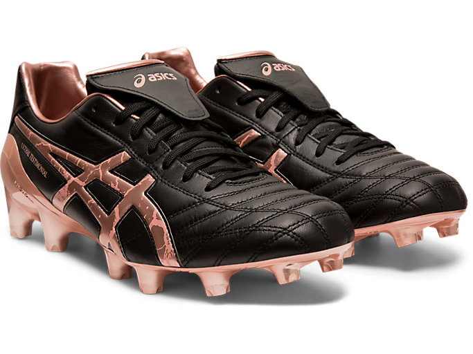 Front Right view of LETHAL TESTIMONIAL™ 4 IT L.E, BLACK/ROSE GOLD
