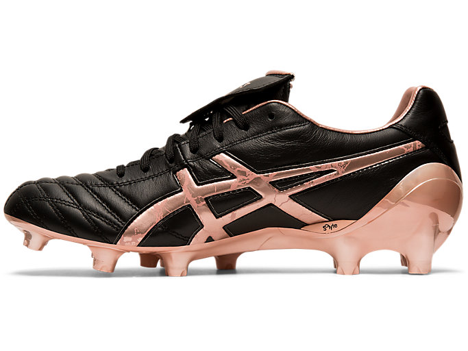 Left side view of LETHAL TESTIMONIAL™ 4 IT L.E, BLACK/ROSE GOLD