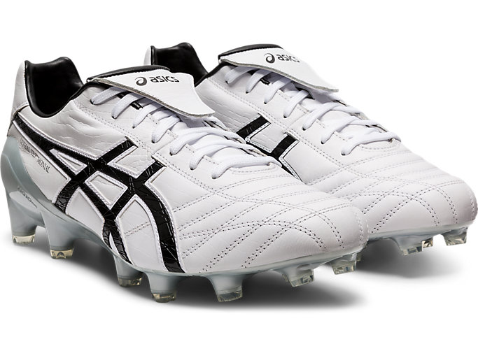 Front Right view of LETHAL TESTIMONIAL 4 IT, WHITE/BLACK