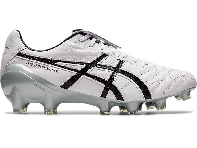 Right side view of LETHAL TESTIMONIAL 4 IT, WHITE/BLACK
