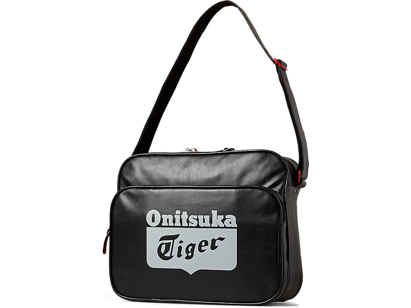 MESSENGER BAG Black 1 FT