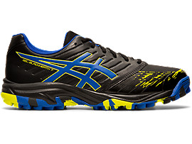 Right side view of BLACKHEATH™ 7, BLACK/ASICS BLUE