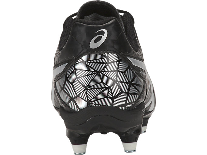 Back view of LETHAL SPEED™ ST, BLACK/SILVER