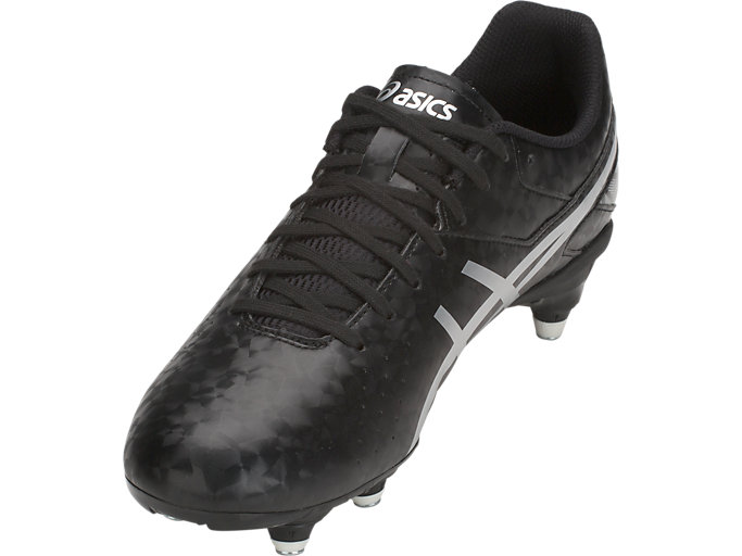 Front Left view of LETHAL SPEED™ ST, BLACK/SILVER